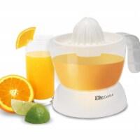 Elite Cuisine ETS-411 2 Cup Citrus Juicer