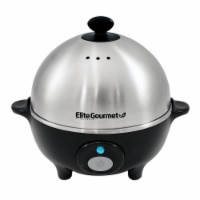 Elite Platinum Stainless Steel Automatic Egg Cooker