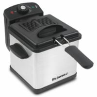 Elite by Maxi-Matic Stainless Steel Deep Fryer