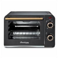 Americana Collection Retro 4 Slice Toaster Oven - 1 ct