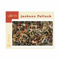 Pomegranate Communications Inc. Jackson Pollock Convergence Puzzle - 1000 pc