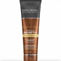John Frieda Brilliant Brunette Visibly Brighter Subtle Lightening Shampoo - 1 unit