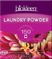 Biokleen Grapefruit And Orange Laundry Powder