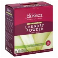 Biokleen Free And Clear Laundry Powder