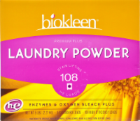 Biokleen Premium Plus Laundry Powder