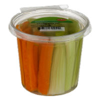 Carrot and Celery Sticks