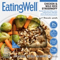 EatingWell Chicken & Wild Rice Stroganoff Frozen Meal
