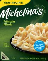 Michelina's Fettuccine Alfredo Frozen Meal