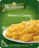 Michelina's Wheels & Cheese