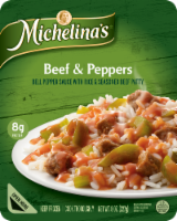 Michelina's Beef & Peppers - 8 oz