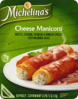 Michelina's Cheese Manicotti