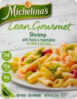 Michelina's Lean Gourmet Shrimp with Pasta & Vegetables