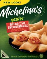 Michelina's Lean Gourmet Buffalo-Style Chicken Snackers - 4.5 oz