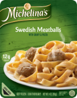 Michelina's Swedish Meatballs with Gravy & Pasta
