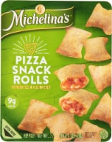 Michelina's Pizza Snack Rolls Frozen Meal