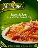 Michelina's Sweet & Sour Chicken with Rice