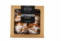 Schwartz Brothers Bakery Butterhorn Danish 6 Count