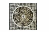 Screen Gems Framed Abstract Wall Decor Art, SGM1827 Shadow Box 35 x 35 - 1