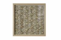 Screen Gems Framed Abstract Wall Decor Art,SGM1843 Shadow Box 24 x 24 - 1