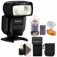 Canon Speedlite 430ex Iii Non Rt Flash With Accessory Kit For Canon Digital Slr Cameras - 1
