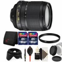 Nikon Af-s Dx Nikkor 18-105mm Lens With Accessory Bundle For Nikon D5200 D5100