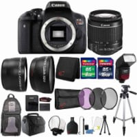 Canon Eos Rebel T6 Dslr Camera With 18-55mm Lens , Ttl Flash And Ultimate Accessory Kit