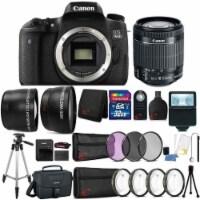 Canon Eos 760d 24.2mp Dslr Camera W/18-55mm Lens , Canon Case & Accessory Bundle - 1