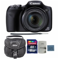 Canon Powershot Sx530 Hs 16mp Digital Camera With 16gb Memory Card And Camera Case - 1