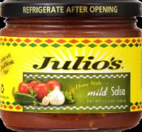 Julio's Home Style Mild Salsa
