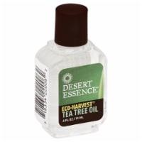 Desert Essence Organics Eco-Harvest Tea Tree Oil - 0.5 fl oz