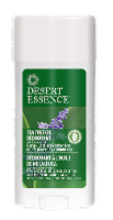 Desert Essence Organics Tea Tree Oil Deodorant