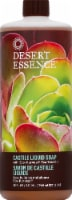 Desert Essence Organics Castile Liquid Soap