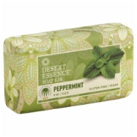 Desert Essence Peppermint Soap