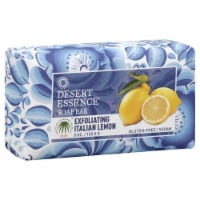 Desert Essence Soap Bar Exfoliating Italian Memon