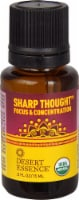Desert Essence  Sharp Thought™ Organic Essential Oil
