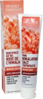Desert Essence Creamy Mint Flavor Pink Himalayan Salt Toothpaste
