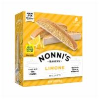 Nonni's Limone Biscotti 8 Count - 6.88 oz