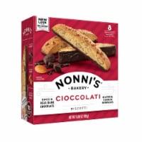 Nonni's Cioccolati Biscotti - 8 ct / 0.86 oz