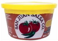San Juan Mild Salsa - 14 oz