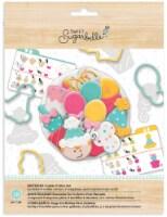 AMC Sugarbelle Cookie Cutter Kit Birthday - 1