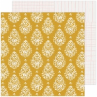 """Maggie Holmes Garden Party Double-Sided Cardstock 12""""X12""""-Country Arbor - 1"""