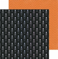 Hey, Pumpkin Double-Sided Foiled Cardstock 12 X12 -Moonlit - 1