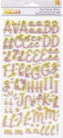 Obed Marshall Buenos Dias Thickers Stickers 226/Pkg-Alpha - 1