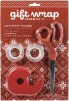 AC Gift Wrap Essentials Scissors And Tape Pack 5/Pkg-Nordic Sweater - 1