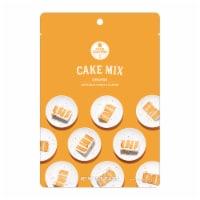 AC Food Crafting Vanilla Flavor Orange Cake Mix - 15.25 oz