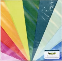 """Amy Tan Brave & Bold Specialty Paper 12""""X12""""-Double-Sided Cardstock W/Iridescent Foil - 1"""