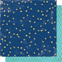 """Shimelle Never Grow Up Double-Sided Cardstock 12""""X12""""-Past Bedtime - 1"""