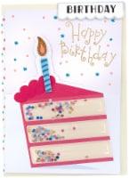 Crate Paper Greeting Card-Birthday Funfetti - 1