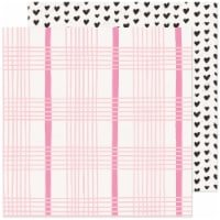 Maggie Holmes Marigold Double-Sided Cardstock 12 X12 -From The Heart - 1