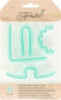 Sweet Sugarbelle Edger Cookie Cutter Set 4/Pkg- - 1